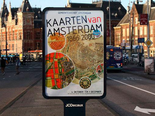 KAARTEN VAN AMSTERDAM